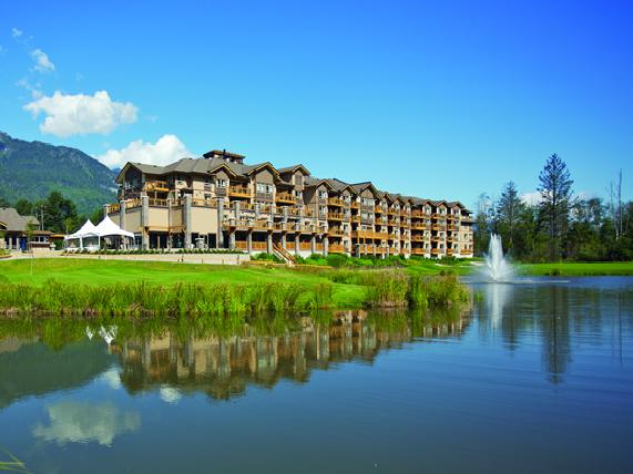 Executive Suites Hotel and Resort Squamish