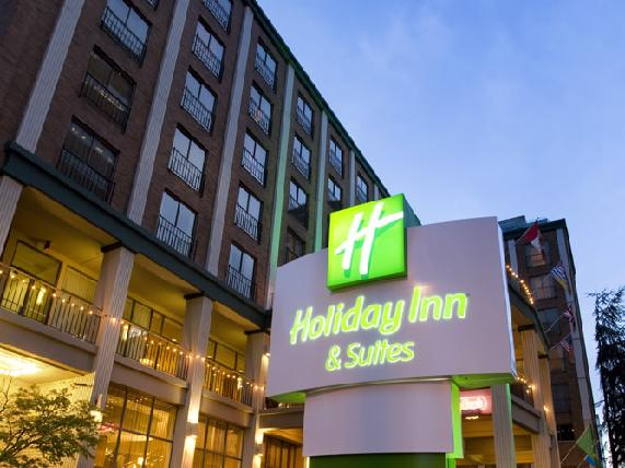 Holiday Inn Hotel Suites Vancouver Downtown
